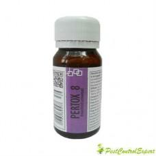 Substanta concentrata de culoare galbuie, anti furnici ce acopera ~ 70 mp - Pertox 8 - 50 ml