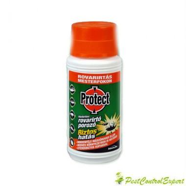Pulbere PROTECT impotriva insectelor taratoare (furnici, gandaci, plosnite, purici)