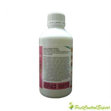 Insecticid concentrat, contra plosnitelor ce acopera ~ 1400 mp - Pertox 8 1L
