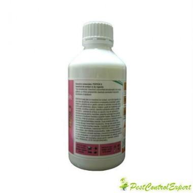 Insecticid concentrat contra capuselor ce acopera ~ 1400 mp - Pertox 8 1L