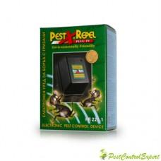 Aparat electromagnetic Pest Repeller 220.1 impotriva soarecilor si sobolanilor 120 mp