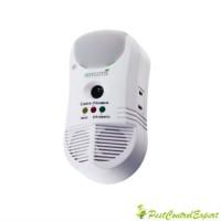 Pest Repeler Ultimate AT 5 in 1 Electronic Pest Control - Aparat cu ultrasunete si unde electromagnetice si purificator de aer pentru alungarea rozatoarelor si insectelor 450 mp