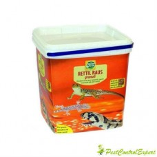 Granule anti soparle Rettil Raus REP69/3000 ml