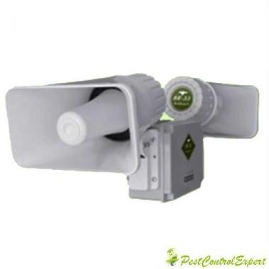 Bird Repeller BR-33 dispozitiv profesional ce combate pasarile din agricultua 30.000 mp