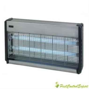 RESIGILAT -25% IK 30 - Aparat cu lumina UV anti insecte (muste tantari, fluturi, molii) pentru suprafete de 150 mp