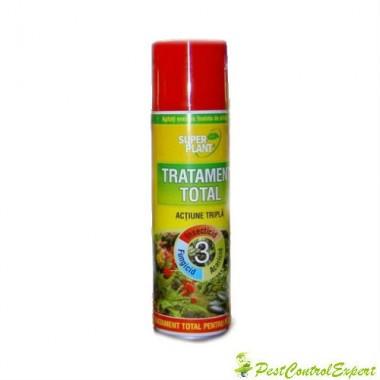 Spray plante cu actiune tripla tratament total 500 ml