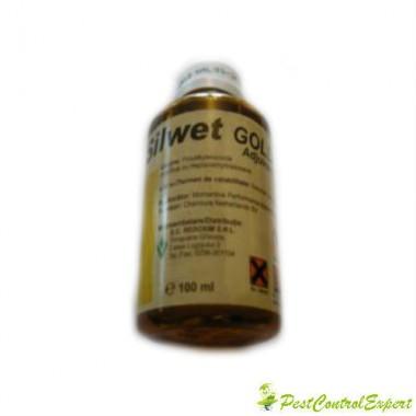 Ajuvant pentru boli foliare la cereale si legume Silwet Gold 100 ml