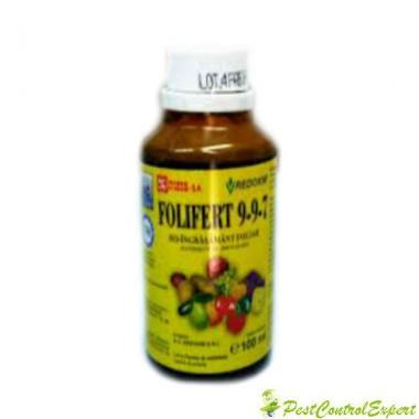 Ingrasamant foliar pentru culturi agricole Folifert 9-9-7 5L