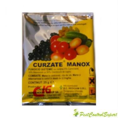 Fungicid sistemic local si de contact Curzate Manox 250 gr.