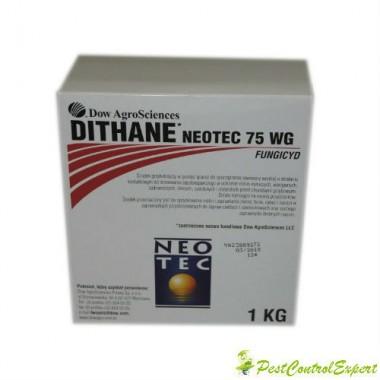Fungicid cu spectru larg de actiune Dithane Neotec 75 wg 20 gr.