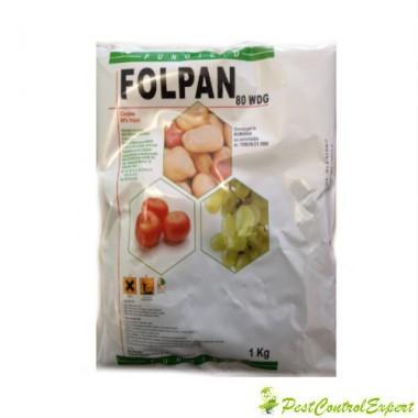 Fungicid de contact impotriva ciupercilor ce provoaca mana Folpan 80 wdg 1kg