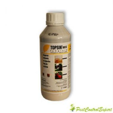 Fungicid sistemic cu spectru larg de actiune Topsin 500 sc 1L