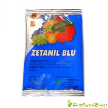 Fungicid sistemic local si de contact pentru combaterea manei Zetanil blu 300 gr.