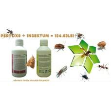 Solutii profesionale pentru combaterea insectelor Pertox8+Insektum