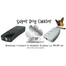 Super Dog Chaser si Pet dog dresaj AG 015 impotriva cainilor agresivi