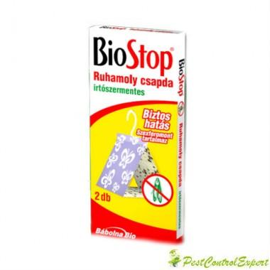 Capcana BioStop pentru molia textilelor