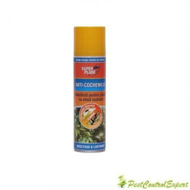 Insecticid pentru plante anti-cochenille Super Plant 250 ml