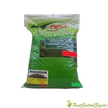 Fertilizant organic pentru gazon NPK 8-6-7+3 MgO DCM 10kg