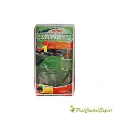 Fertilizant peluza + erbicid NPK 9-3-6 DCM 20kg
