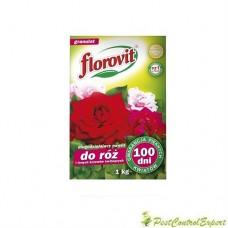 Ingrasamant specializat granulat pentru trandafiri si alti arbusti ornamentali cu efect prelungit 100zile 1 Kg.