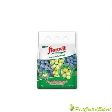 Ingrasamant specializat granule pentru vita de vie Florovit 1 Kg.