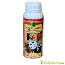 Substanta concentrata pentru combaterea insectelor zburatoare si taratoare ~ capuse - Pertex 500 ml