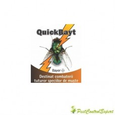 Insecticid sub forma de granule impotriva mustelor Quick Bayt - 30 gr