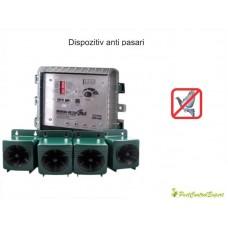 Dispozitiv sonic profesional impotriva pasarilor Super BirdXPeller PRO (4000mp)