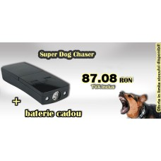 Anti caini vagabonzi Super Dog Chaser 12 m